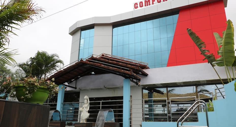 Hotel Comfort Inn,Bhubaneshwar