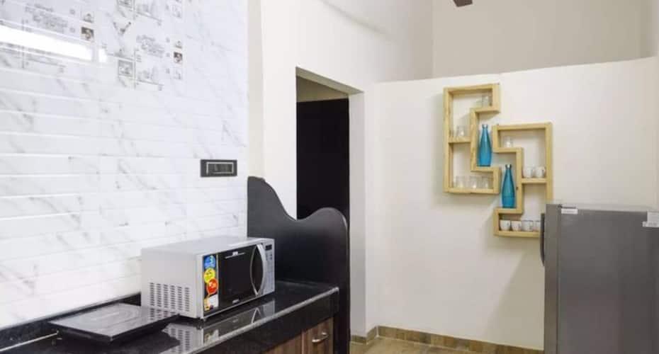 Barefeet Apartment, Siolim,