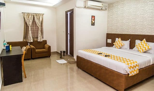 FabHotel 4 Seasons Silk Board, HSR Layout,