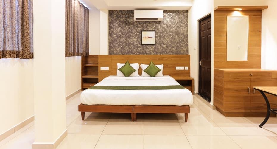 Treebo Trend CMKs Gulmohar Suites, --None--,