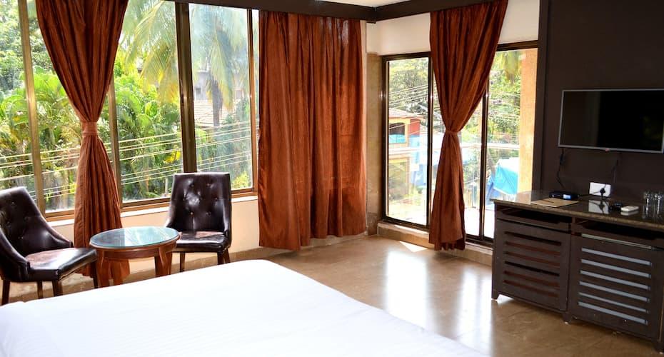 Baga Residency, Calangute,