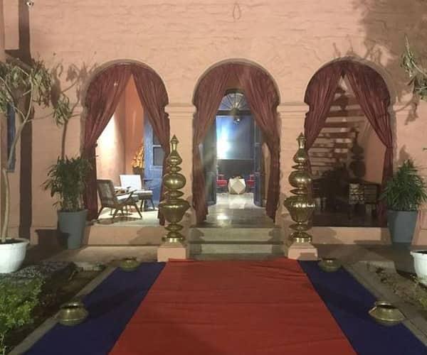 The Sambhar Heritage Resort, none,