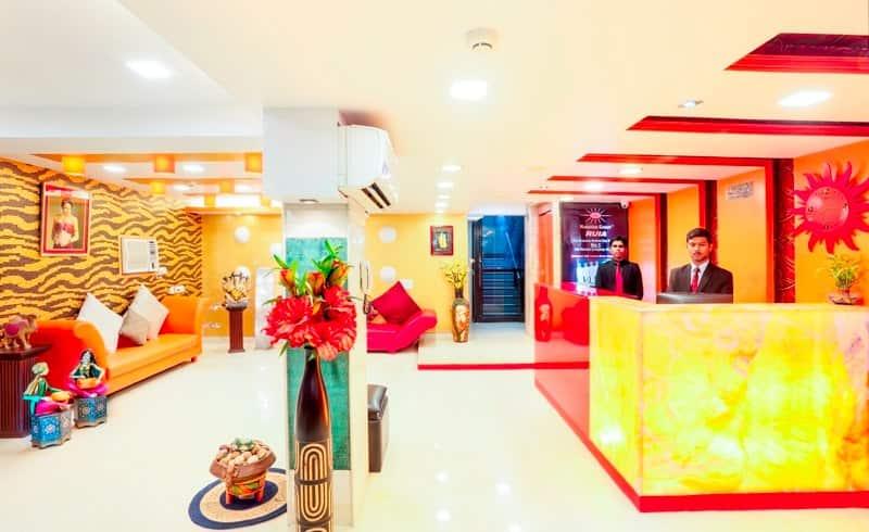 Hotel Narayani Enclave, Kasba,