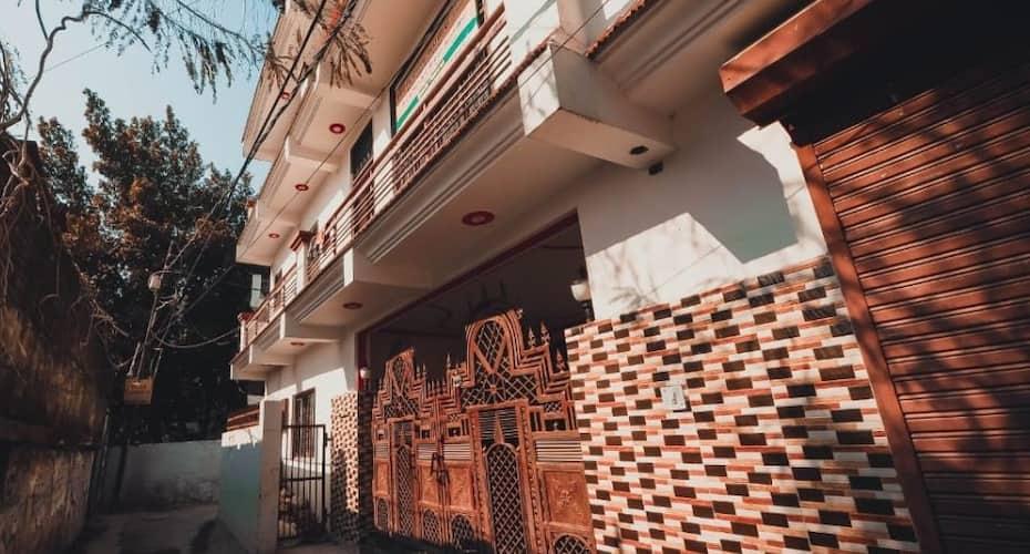 Hotel Welcome Home, Tilak Nagar,