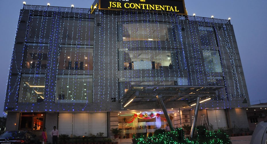 Hotel JSR Continental, none,