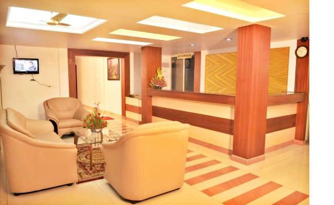 AV Residency, Kacherippady,