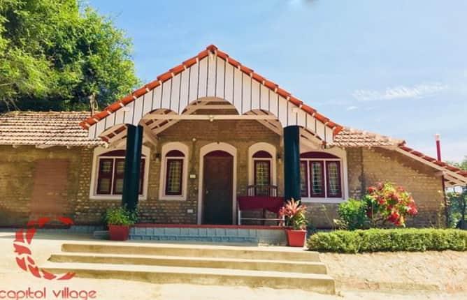 Capitol VillageResort, Siddapura,