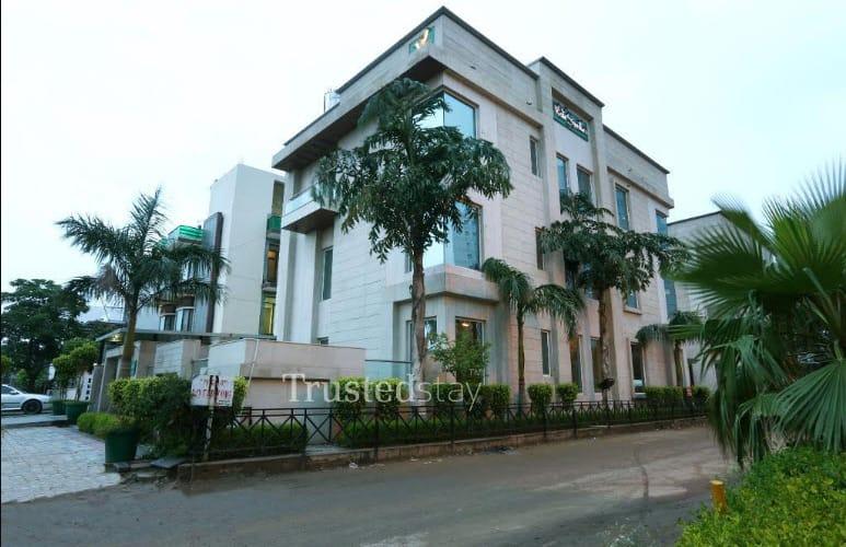 TrustedStay V- Signature, Chandni Chowk,