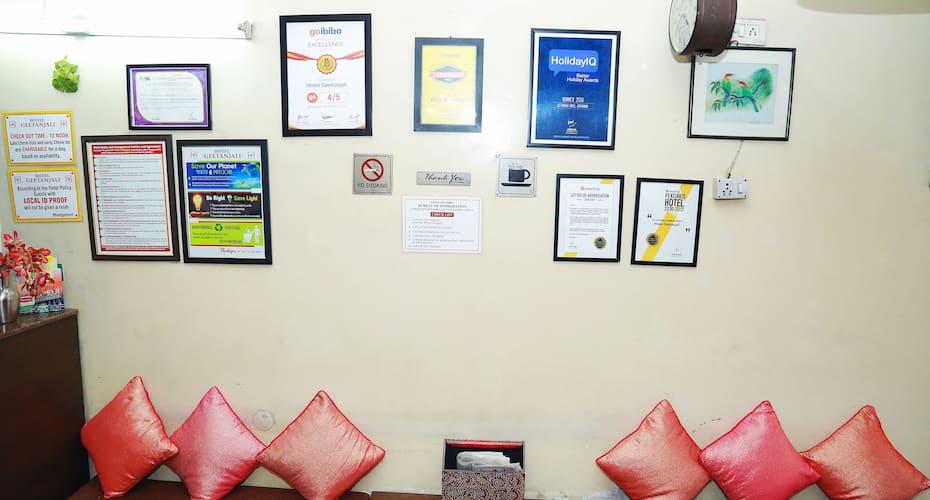 Hotel Geetanjali, Abids,