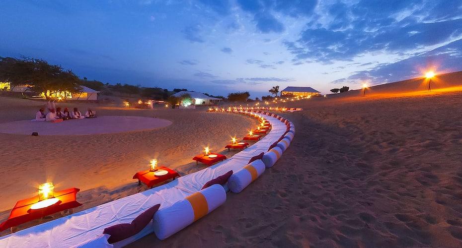 Mangalam Resort,Jaisalmer