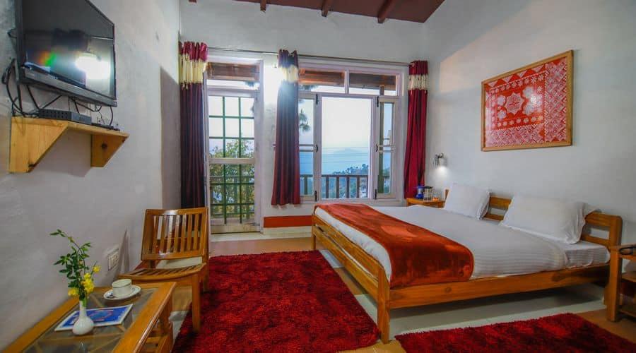 V Resorts Ginseng Kaafal Cottage, Almora Road,
