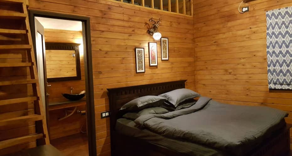 I-Camp Resort, Dhom- Balkawadi Dam, Wai,