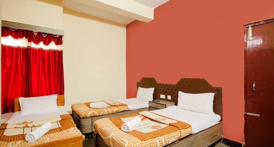 Hotel city inn, Nampally,