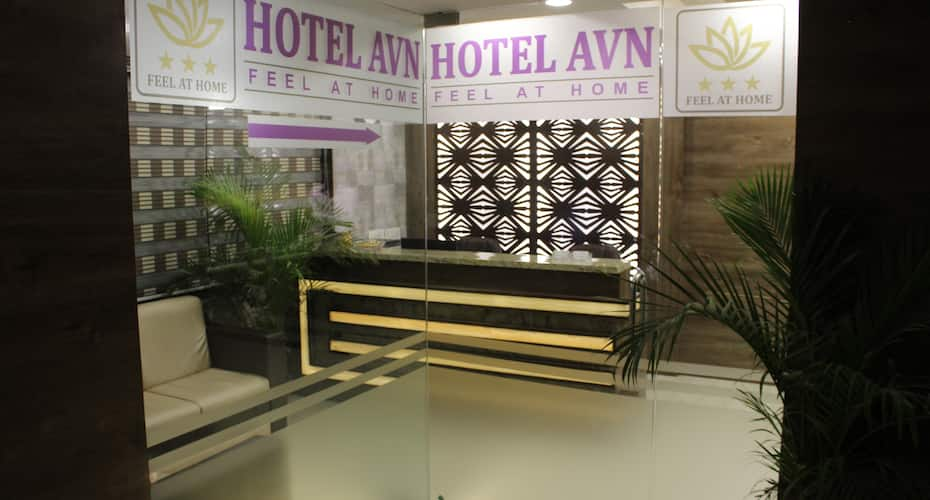 HOTEL AVN, SARASPUR,