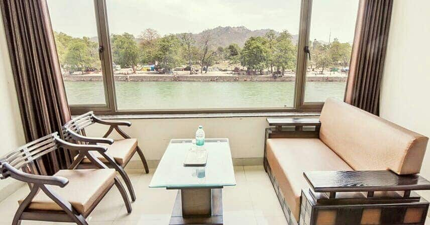 Anand Niketan By Bonjour - On The Ganges, Birla Road,