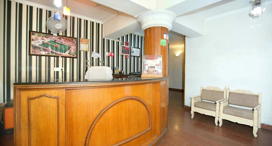 Haryana Hotel, Sector 17,