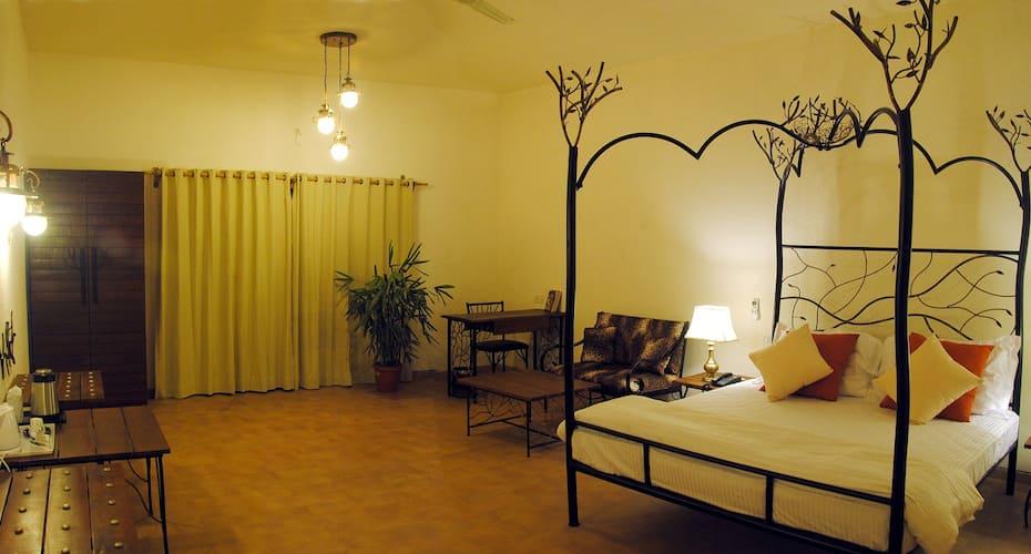 GenX Kanha By 1589 Hotels, Mocha,