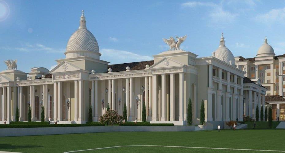 The Grand Bhagwati Palace