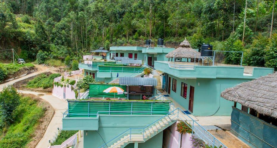 Mountain Hut Resorts, Koviloor,