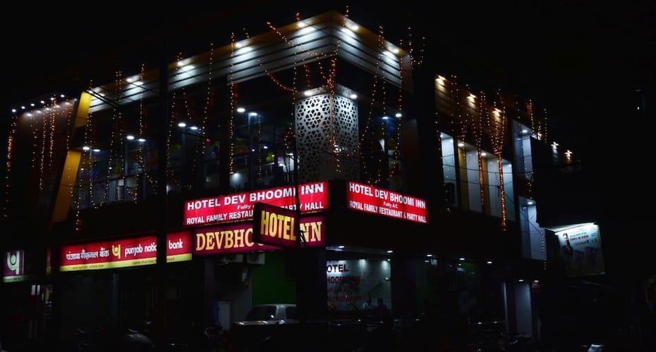 Hotel Dev Bhoomi Inn, Dehradun Road,