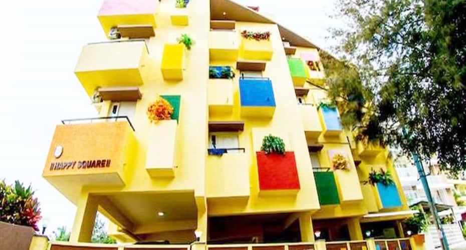 Rainbow Service Apartment, Bannerghatta,