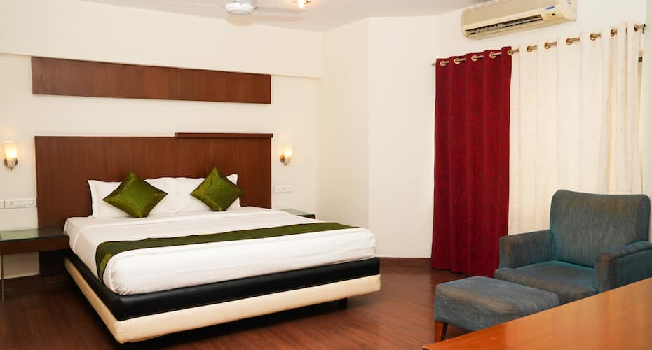Treebo Trend Oyster Suites, Madhapur,
