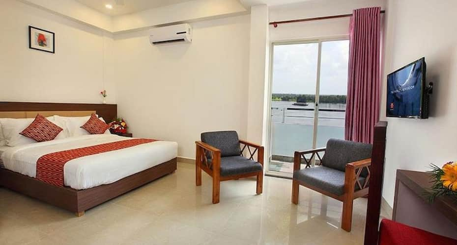 Trium Resort, Finishing point,