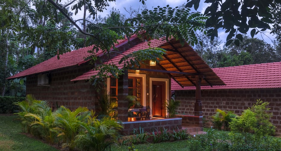 The Copper Edge-Eco Resort,Coorg