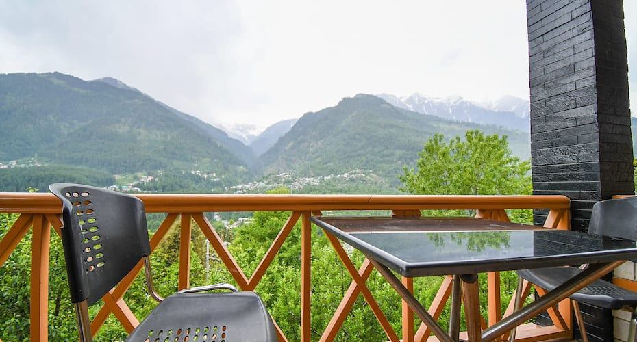 Naina Resort,Manali