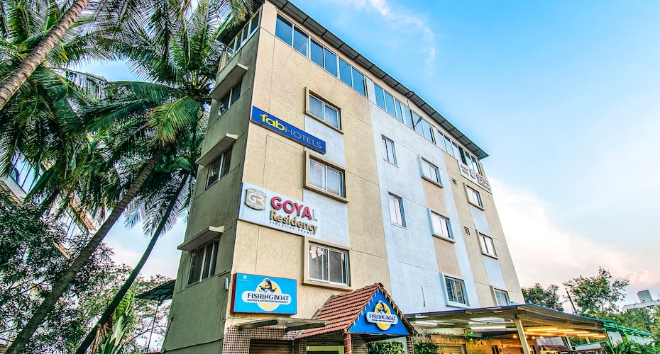 FabHotel Goyal Residency