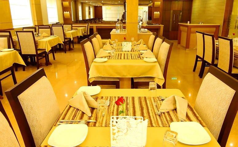 Hotel Hillway Park, Nilamel,
