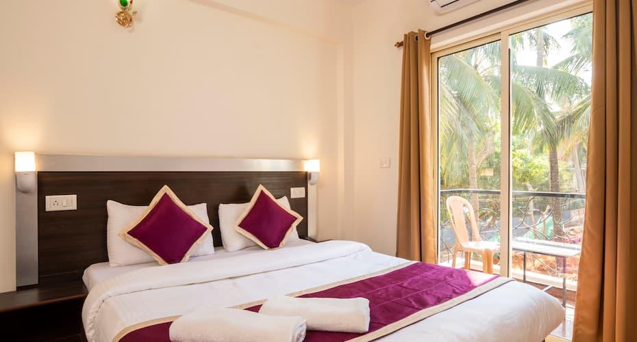 Hotel Tara Grande, Candolim,