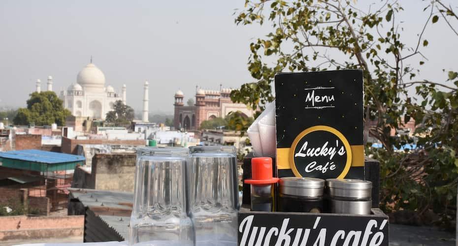 Lucky Guest House, Taj Nagari,