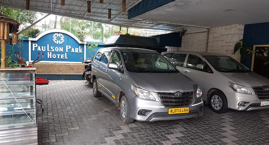 Paulson Park Hotel, Ernakulam South Junction,