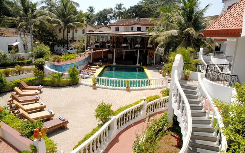 The Goan Village Beach Resort, Candolim,