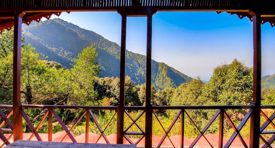 Jungle Lore Birding Lodge, Pangot,