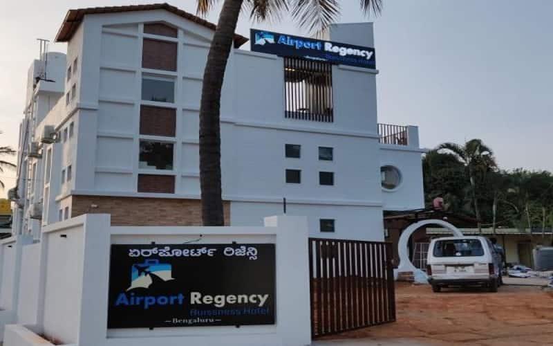 Airport Regency, Kempe Gowda Road,