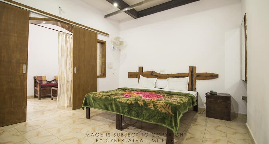 The Sanjay Tiger Resort, Mandla,