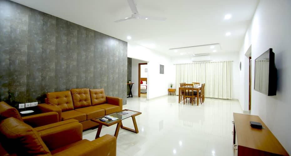 Skyla Serviced Apartments Banjara Hills, Banjara Hills,