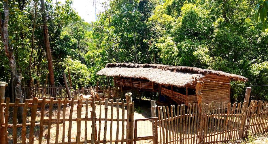 Salaams Raama Heritage Eco Village, Ramakkalmedu,