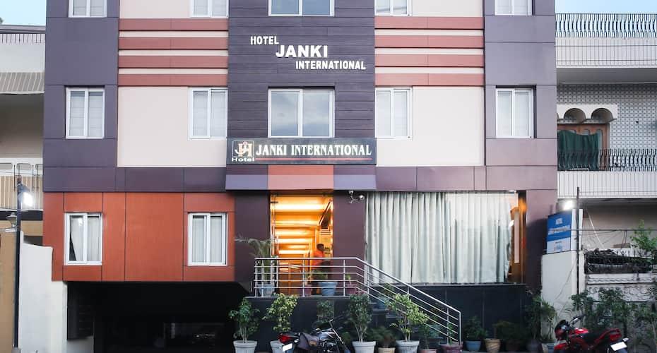 Hotel Janki International, Sigra,