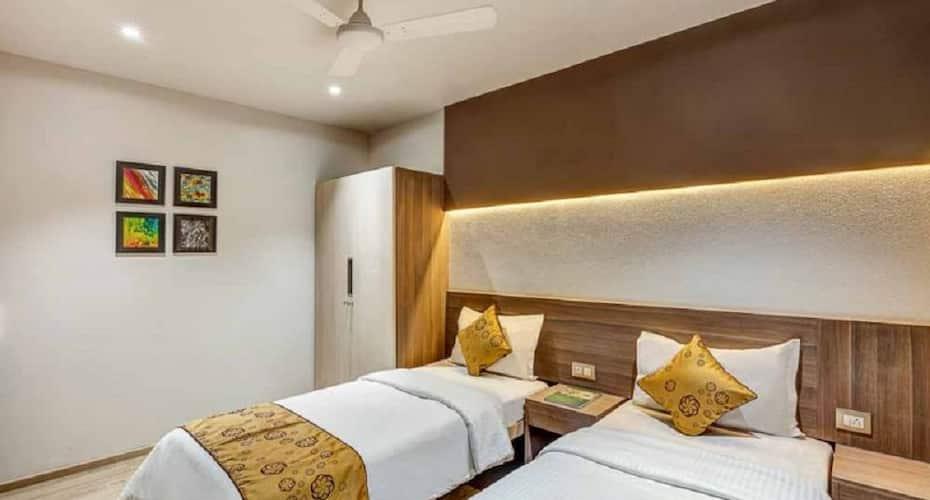 Ashok Deluxe Suites, Andheri East,