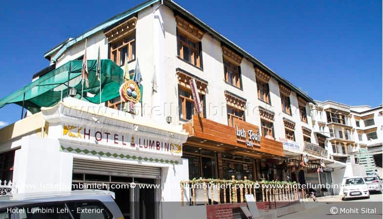 Hotel Lumbini, Fort Road,
