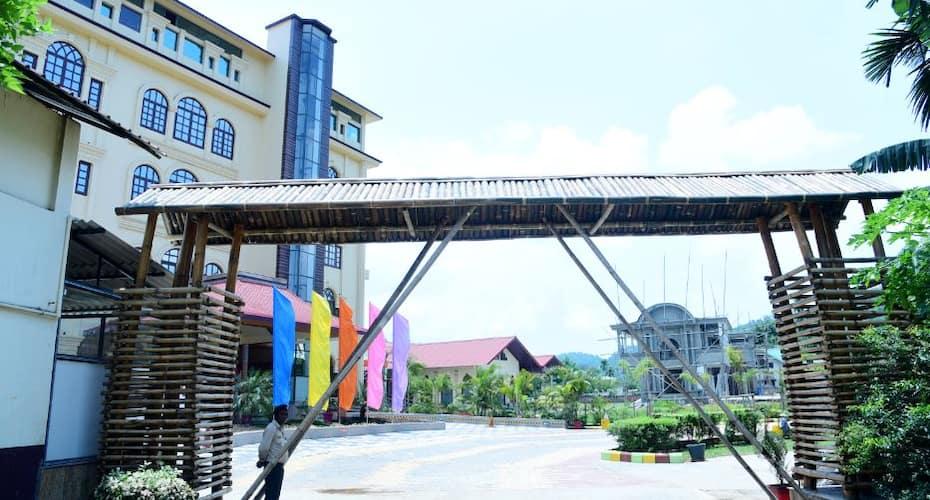 Dichang Resort & Hotel, Dispur,
