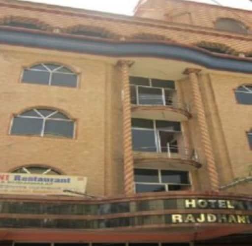 Hotel Rajdhani, Daba Gardens,