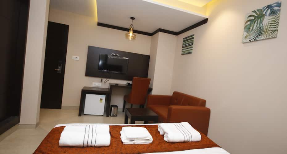 York Hotel, M G Road,