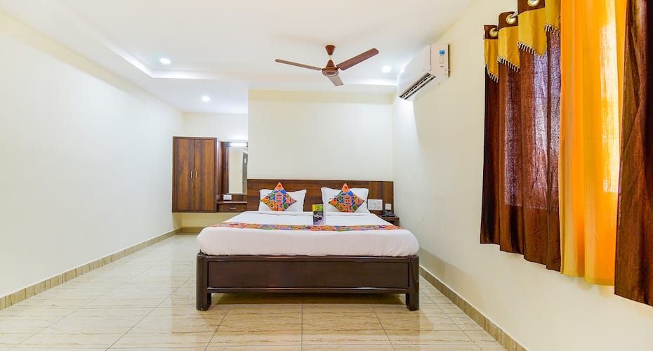 FabHotel Lotus Grand Shanthi Nagar, NA,