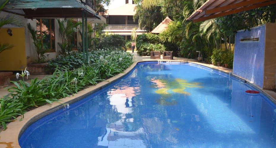 Tangerine Clarks Inn - Goa, Calangute,