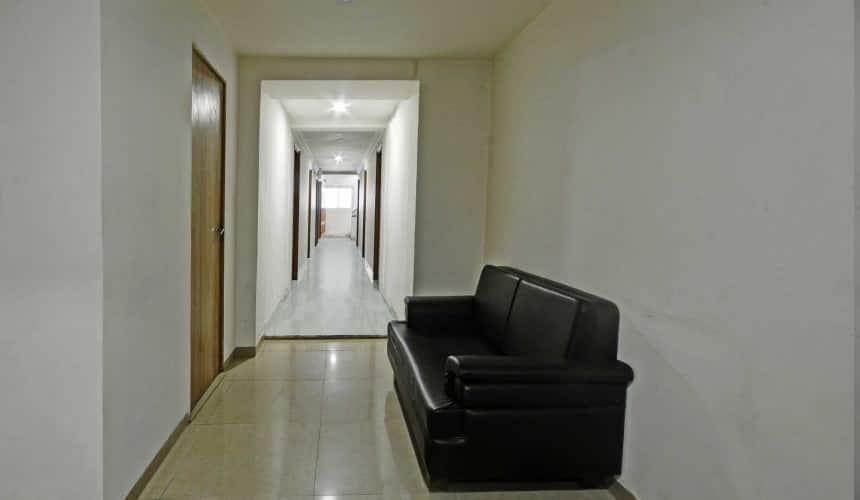 Hotel Balwas, Relief Road,