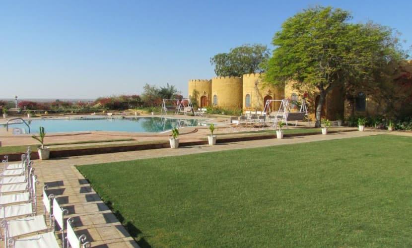 Himmatgarh Palace, Hanuman Circle,